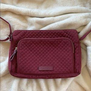 Crossbody Vera Bradley purse w/ built in wallet